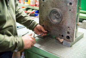 fabricacion moldes piezas inyeccion plastico